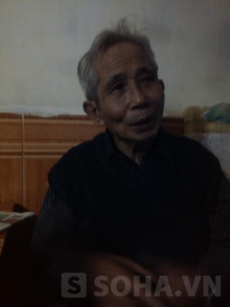 Ông Phạm Văn Nam, tổ trưởng tổ dân phố 51, khu 5, phường Tiền An, TP. Bắc Ninh, tỉnh Bắc Ninh