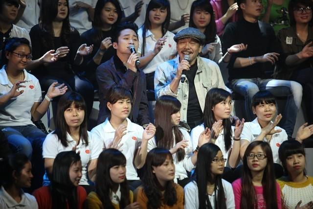 Nhạc sĩ Trần Tiến gây sốc khi nêu quan điểm về quá khứ của dân tộc.