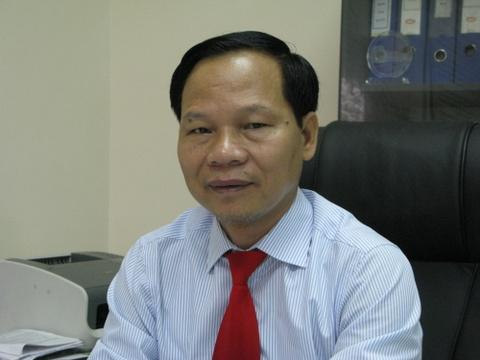 Ông Vũ Đình Rậu, Trưởng ga Hà Nội (Ảnh: Giao thông vận tải)