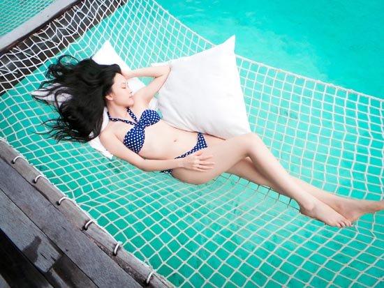 Hoa hậu Trương Hồ Phương Nga từng xinh đẹp như thế - Ảnh 2.