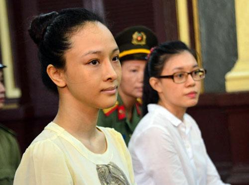 Hoa hậu Trương Hồ Phương Nga từng xinh đẹp như thế - Ảnh 1.