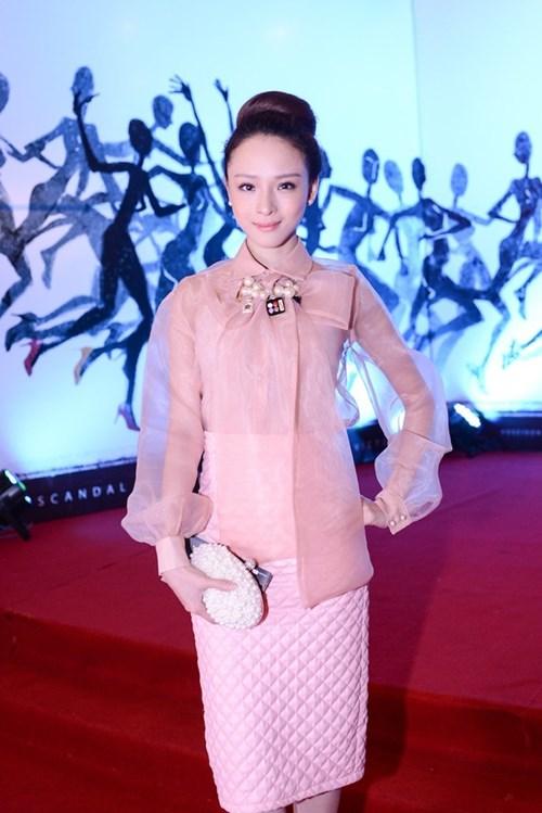 Hoa hậu Trương Hồ Phương Nga từng xinh đẹp như thế - Ảnh 5.