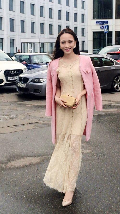 Hoa hậu Trương Hồ Phương Nga từng xinh đẹp như thế - Ảnh 4.