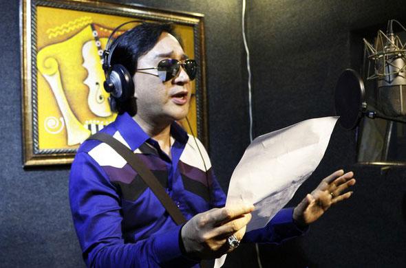 Huỳnh Mi cùng dàn nghệ sĩ nổi tiếng hát vì Miền Trung - Ảnh 7.