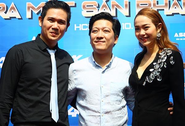 Hết kề má Thu Trang, Trường Giang lại chọc ghẹo Minh Hằng - Ảnh 3.