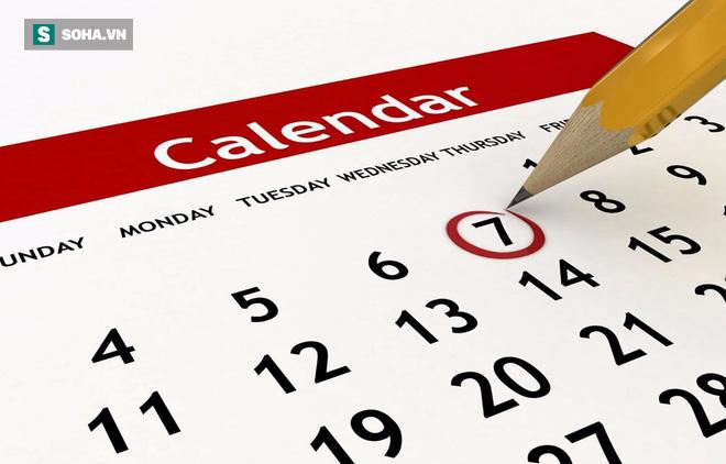 Vì sao số ngày trong mỗi tháng không giống nhau cho dễ tính toán? - Ảnh 1.