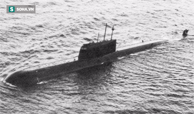 Bí mật thảm họa tàu ngầm nguyên tử kinh hoàng nhất trong lịch sử Liên Xô - ảnh 1