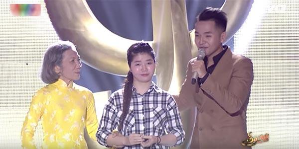 Phạm Hồng Phước khóc khi nói về em gái ruột khuyết tật  - Ảnh 3.