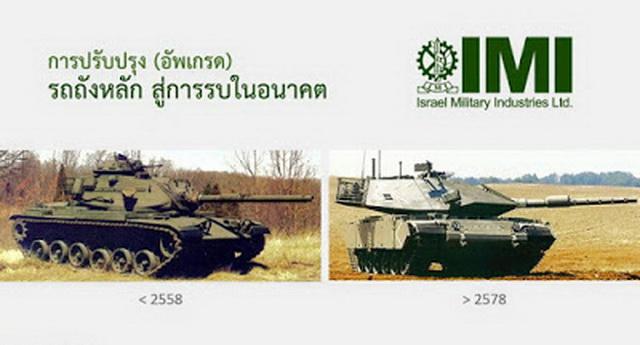 M60A3 Thái Lan sau nâng cấp vẫn chưa vượt được T-55M3 Việt Nam! - Ảnh 2.