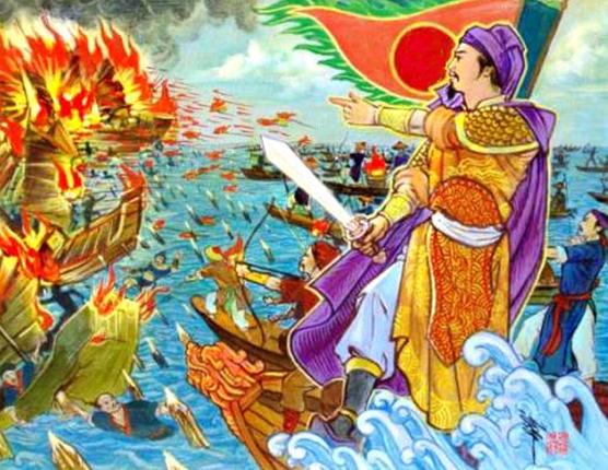 Image result for Ngô Quyền đánh bại quân Nam Hán