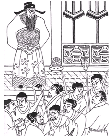 Khổng Minh chửi chết tướng đã là gì, Việt sử còn có Thần chửi khiến giặc kinh sợ bái lạy - Ảnh 2.