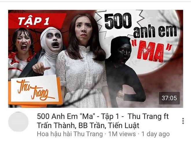 Hoa hậu hài Thu Trang bị chảy máu mũi không cầm được phải nhập viện cấp cứu - Ảnh 3.