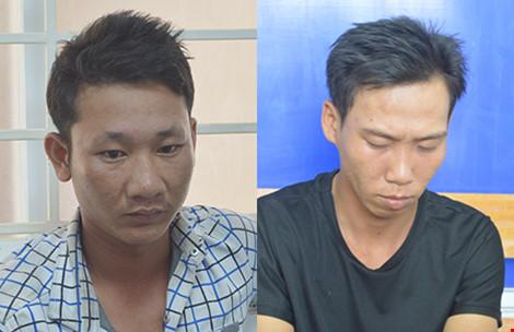2 thanh niên cướp, hiếp dâm rồi bỏ mặc nạn nhân chết bên đường - Ảnh 1.
