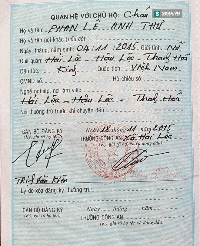 Oái oăm trẻ mới lọt lòng phải còng lưng đóng góp quỹ thôn ở xã Hải Lộc, Thanh Hóa - Ảnh 5.