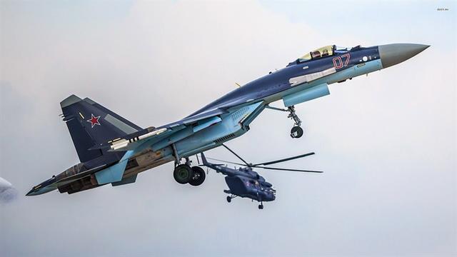 8 ngày nữa, khách hàng nước ngoài đầu tiên nhận Su-35, bao giờ đến lượt Việt Nam? - Ảnh 1.