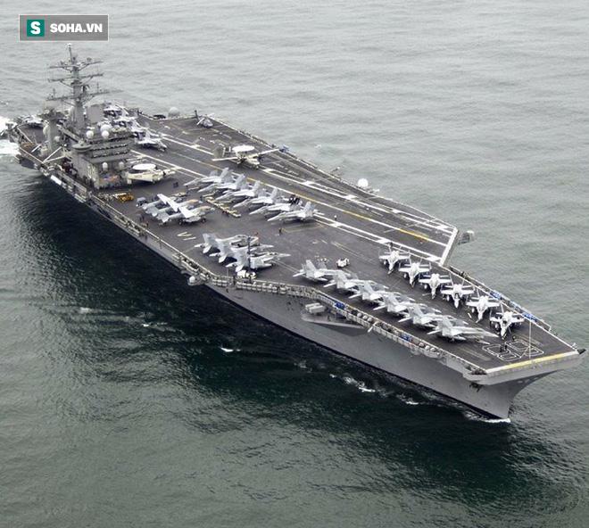 Chưa nhậm chức, Donald Trump đã mưu đồ bá vương, xua Hải quân Mỹ ra biển! - Ảnh 1.