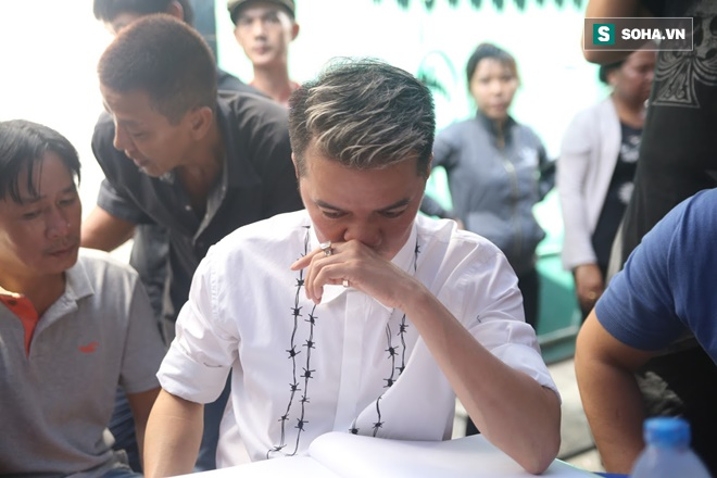 1 chữ duy nhất Minh Thuận viết ra giấy khi ở viện - Ảnh 10.