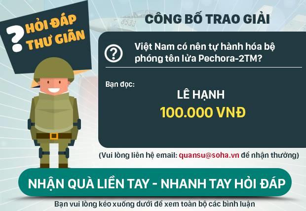 Việt Nam có nên tự hành hóa bệ phóng tên lửa Pechora-2TM? - Ảnh 1.