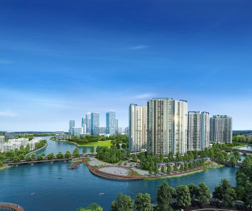 Bên trong khu đô thị sinh thái 9 tỷ USD - Ảnh 13.