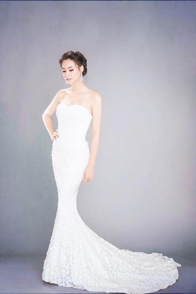 Hoa hậu Biển bị chê xấu hoàn toàn lột xác sau 5 tháng đăng quang - Ảnh 4.