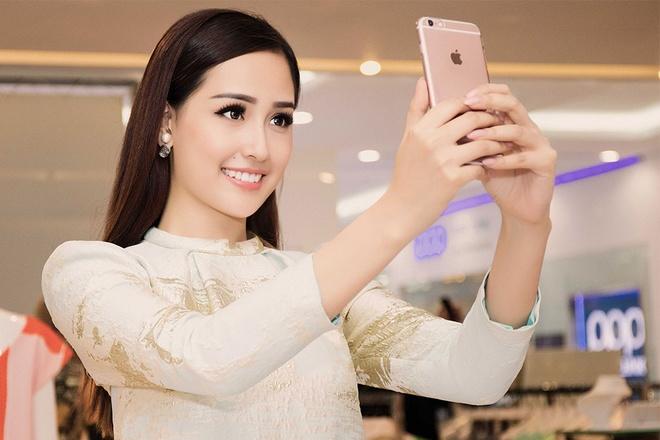 Điểm xấu nhất trên gương mặt của Hoa hậu Mai Phương Thuý - Ảnh 9.