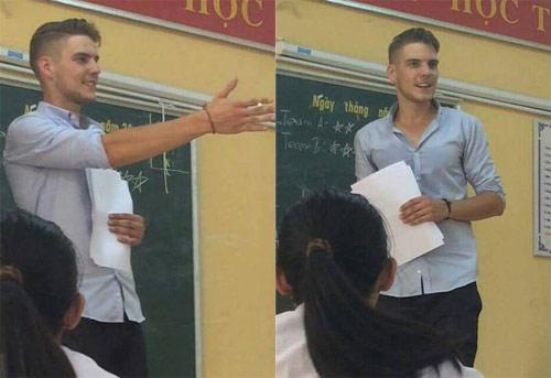 Học sinh nào ở Hà Nội cũng muốn được học tiết của thầy giáo này - Ảnh 4.