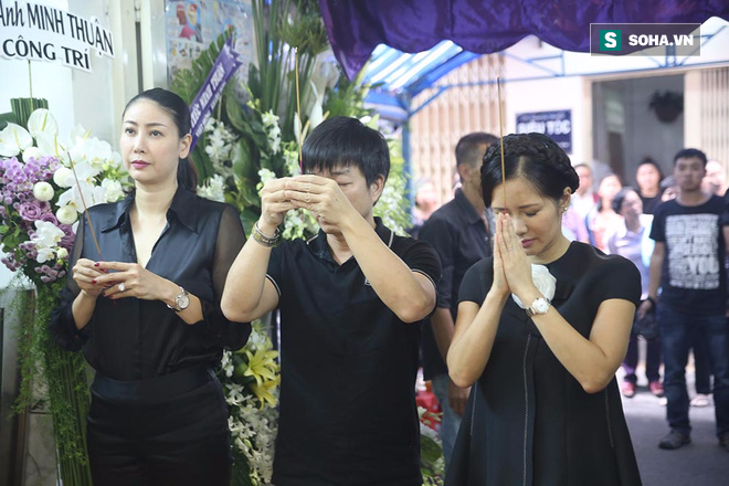 1 chữ duy nhất Minh Thuận viết ra giấy khi ở viện - Ảnh 17.