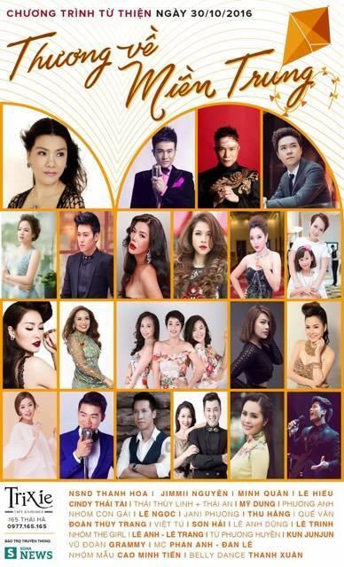 Soha.vn và 25 nghệ sĩ tổ chức đêm nhạc gây quỹ ủng hộ miền Trung - Ảnh 3.