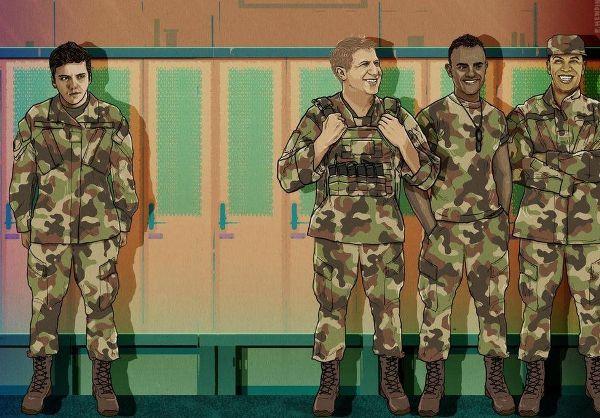 Góc khuất đau lòng của những phi công chuyển giới tại Mỹ - Ảnh 2.
