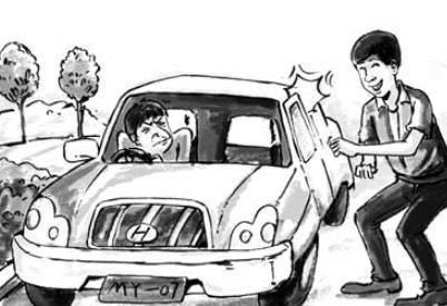 Cái kết rụng tim cho người phụ nữ gọi taxi sau khi vụng trộm - Ảnh 2.