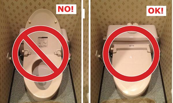 7 sai lầm nguy hiểm khi ở trong nhà tắm rất nhiều người mắc - Ảnh 2.