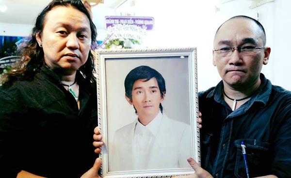 Nhật Hào đã làm điều rất đặc biệt trong tang lễ Minh Thuận - Ảnh 2.