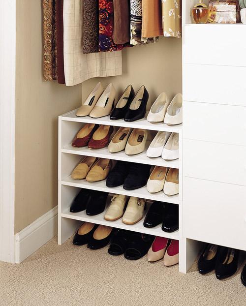 Tủ giày trong nhà mà phạm những điều này thì vứt, xui đủ đường - Ảnh 2.