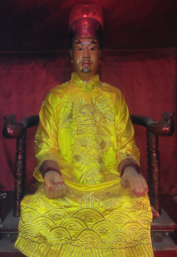 Hoàng tử của Lý Thái Tổ: Mãnh tướng tài ba, người được phong Thánh ngay khi vẫn sống! - Ảnh 2.