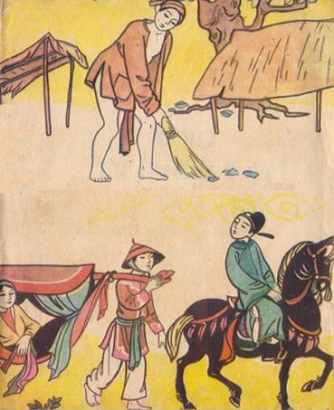 Khổng Minh chửi chết tướng đã là gì, Việt sử còn có Thần chửi khiến giặc kinh sợ bái lạy - Ảnh 1.