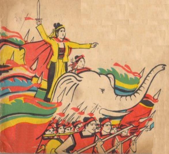 Chuyện ít biết về hai nữ tướng dân tộc thiểu số dưới trướng Tây Sơn Vương Nguyễn Nhạc - Ảnh 1.