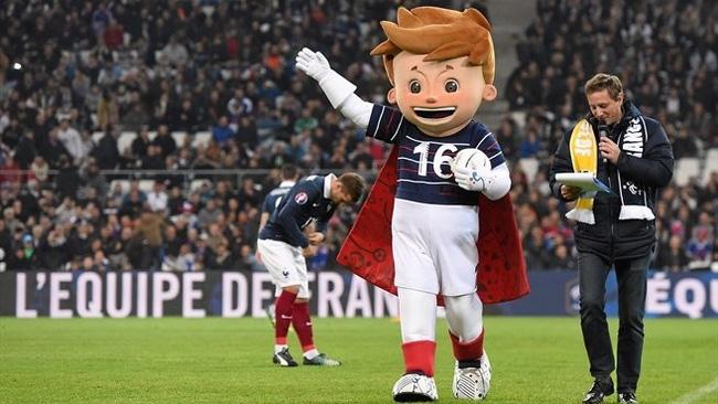 Linh vật Euro 2016 trùng tên… đồ chơi nhạy cảm - Ảnh 1.