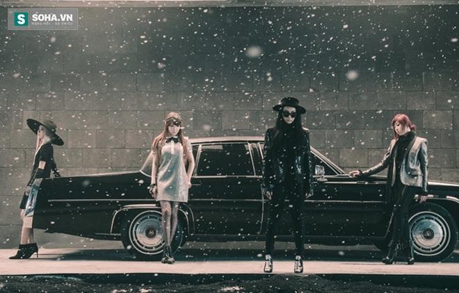 Tạm biệt 2NE1: Cho dù bầu trời có sụp xuống, chúng tôi hứa sẽ luôn ở bên các bạn... - Ảnh 1.