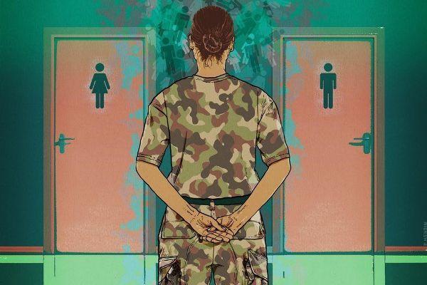 Góc khuất đau lòng của những phi công chuyển giới tại Mỹ - Ảnh 3.