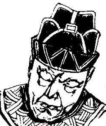 Triều đại hiếu chiến nhất TQ sụp đổ vì 1 tên thái giám ngoại quốc - Ảnh 2.