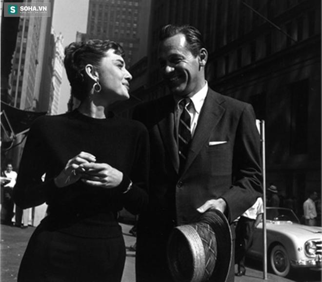 Có một ngôi sao cô đơn mang tên Audrey Hepburn - Ảnh 3.