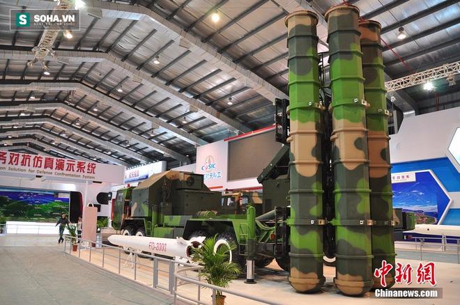 Tên lửa phòng không Trung Quốc nẫng mất khách hàng của S-300 Nga - Ảnh 1.