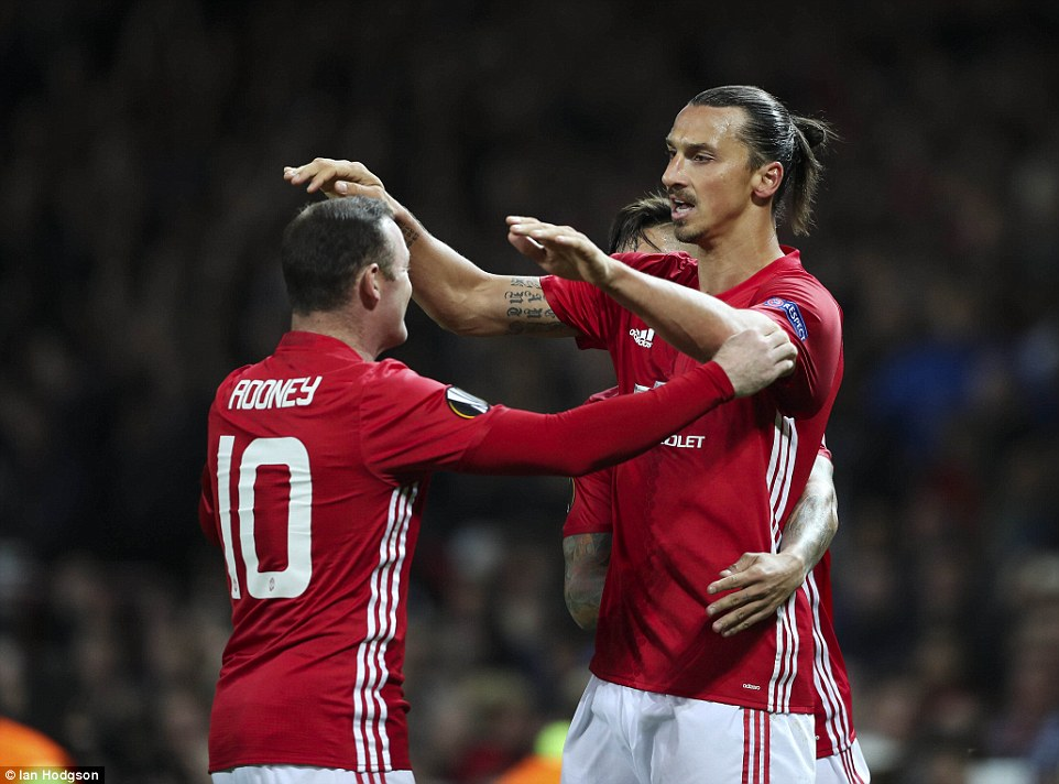 Europa League 2016/17: Man United 1-0 Zorya