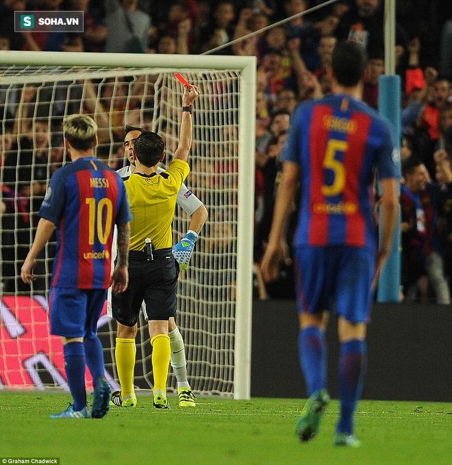 Messi vĩ đại biến thầy trò Pep Guardiola thành trò hề tại Nou Camp - ảnh 6