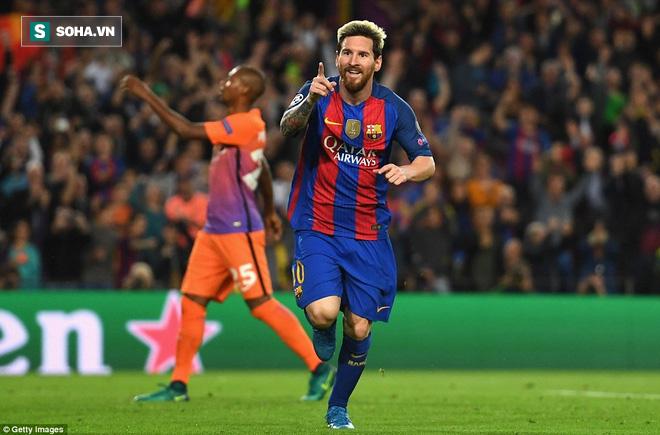 Messi vĩ đại biến thầy trò Pep Guardiola thành trò hề tại Nou Camp - ảnh 9