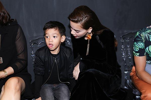 Hồ Ngọc Hà xuất hiện cùng người con trai cô yêu nhất - Ảnh 4.