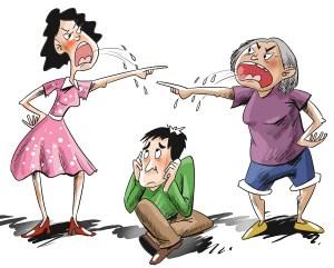 Con trai ứng xử cao tay khi nàng dâu quyết không ở với mẹ chồng - Ảnh 1.