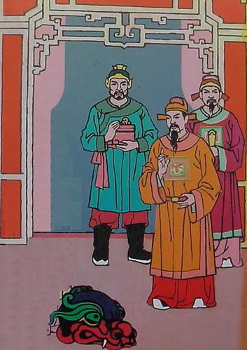Vì sao Trần Thủ Độ được tôn gọi là Đức Thánh Cáu? - Ảnh 4.