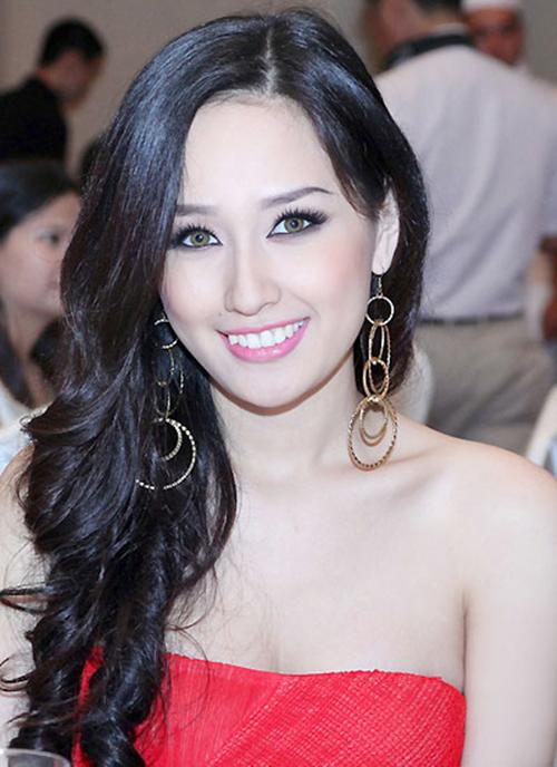 Điểm xấu nhất trên gương mặt của Hoa hậu Mai Phương Thuý - Ảnh 8.