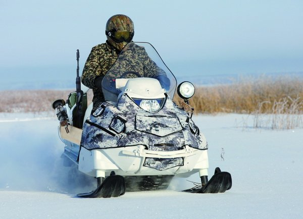 Món đồ chơi thú vị của Lính dù Nga - Ảnh 4.